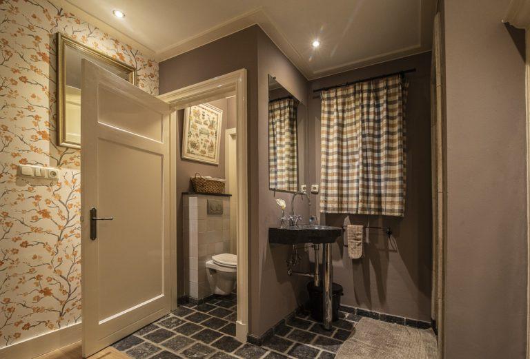 Slaapkamer toilet